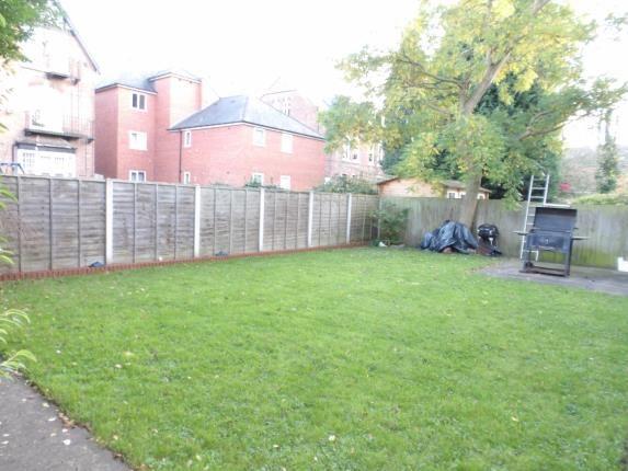 Garden of Oak Leaf Drive, Moseley, Birmingham, West Midlands B13
