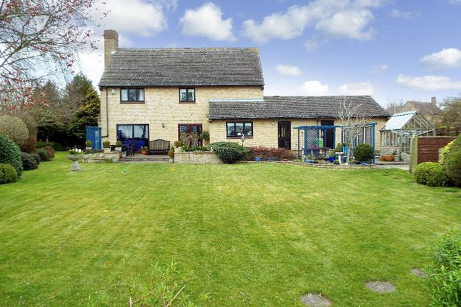 Thumbnail Detached house to rent in The Paddocks, Orlingbury, Northamptonshire