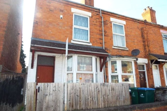 Thumbnail End terrace house for sale in Bramble Street, Coventry, West Midlands