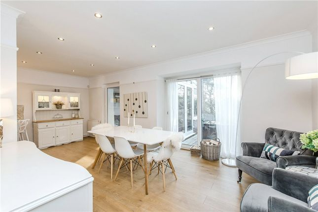 Thumbnail Terraced house for sale in Chester Road, Wimbledon