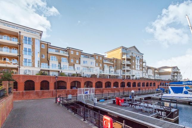 Thumbnail Terraced house to rent in Hamilton Quay, Sovereign Harbour North, Eastbourne