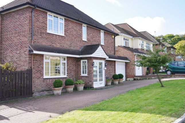 Thumbnail Detached house to rent in Murray Crescent, Pinner