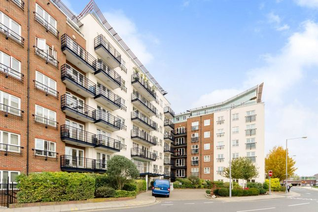 Thumbnail Flat to rent in Seven Kings Way, Kingston