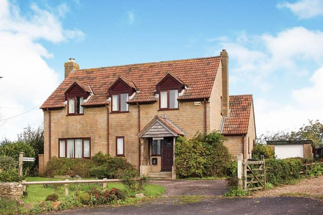 Thumbnail Detached house for sale in ., North Wootton, Sherborne
