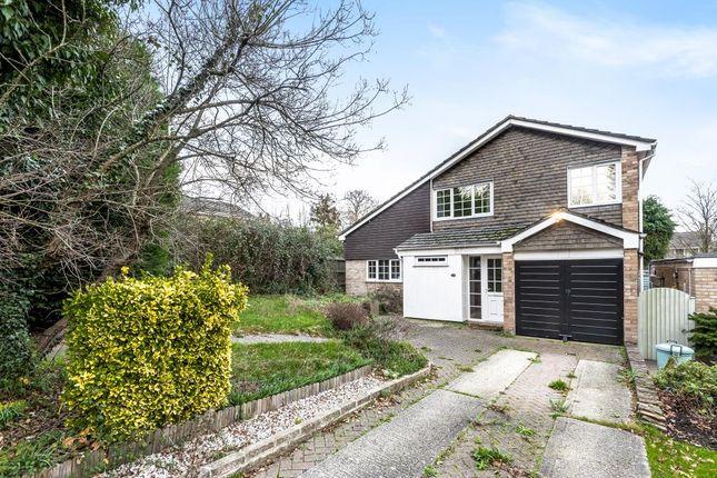 Thumbnail Detached house for sale in Blagrove Lane, Wokingham