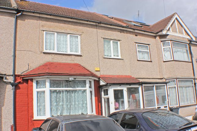 Thumbnail Terraced house for sale in Cranley Road, Newbury Park