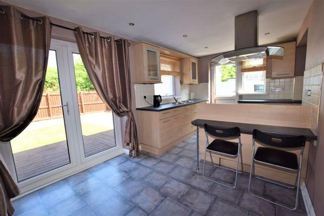 Semi-detached house for sale in Craigfell Court, Hamilton