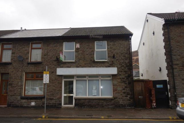 Thumbnail Studio to rent in Bute Street, Treorchy