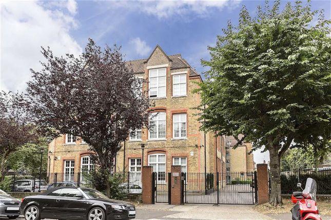 Thumbnail Flat for sale in Battersea Park Road, London
