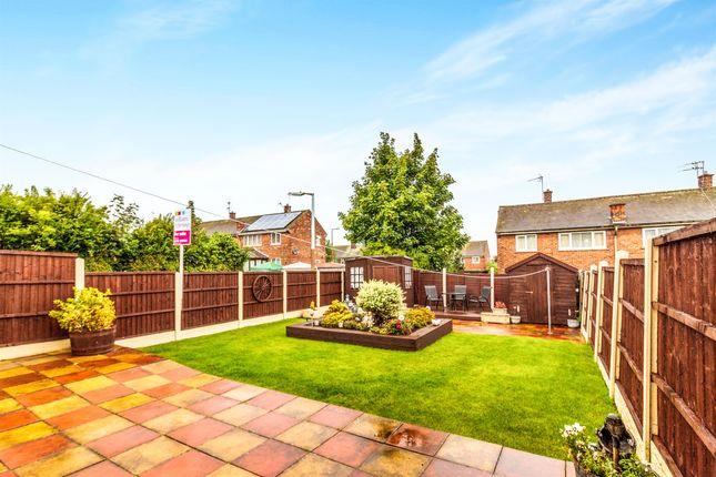 Thumbnail Semi-detached house for sale in Spring Croft, Rotherham