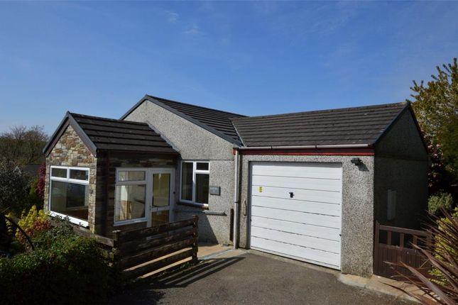 Thumbnail Detached bungalow for sale in Pound Dean, Liskeard, Cornwall
