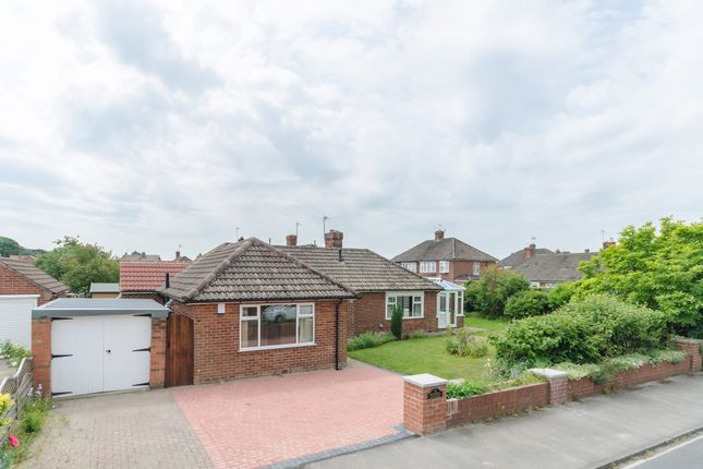 Thumbnail Detached bungalow to rent in Chantry Gap, Upper Poppleton, York