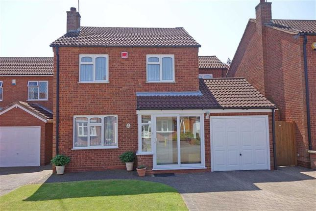 Thumbnail Detached house for sale in Edingale Road, Walsgrave, Coventry