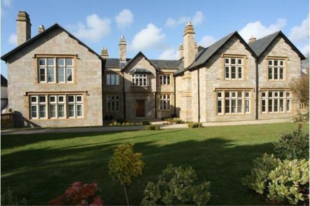Thumbnail Flat to rent in Kenegie Manor, Gulval, Penzance