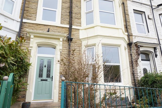 Thumbnail Terraced house to rent in Parliament Street, Morecambe
