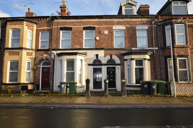 Thumbnail Terraced house to rent in Winstanley Road, New Ferry, Wirral