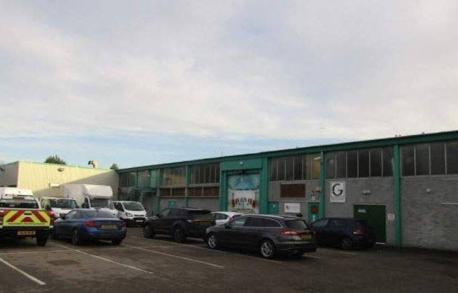 Thumbnail Light industrial for sale in Craigshaw Crescent, Aberdeen