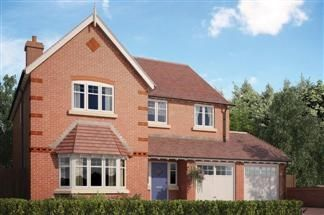 Thumbnail Detached house for sale in Efflinch Lane, Burton-On-Trent