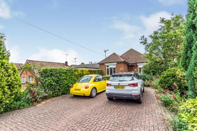 Thumbnail Bungalow for sale in Pattens Gardens, Rochester, Kent