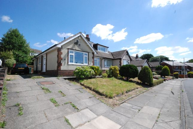 Thumbnail Bungalow to rent in Rectory Lane, Birtle, Bury