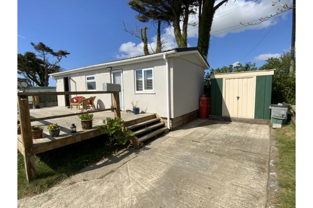 1 bed mobile/park home for sale in Trevilledor Caravan Site, St Mawgan Newquay TR8