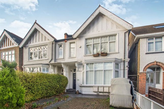 Thumbnail Flat for sale in Woolstone Road, London