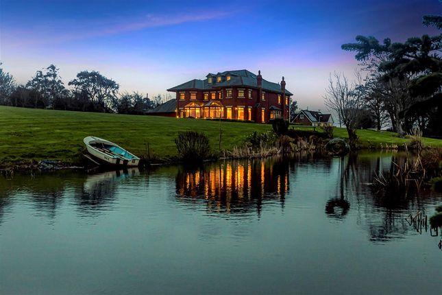 Thumbnail Detached house for sale in Plumpton Manor, Moss House Lane, Preston