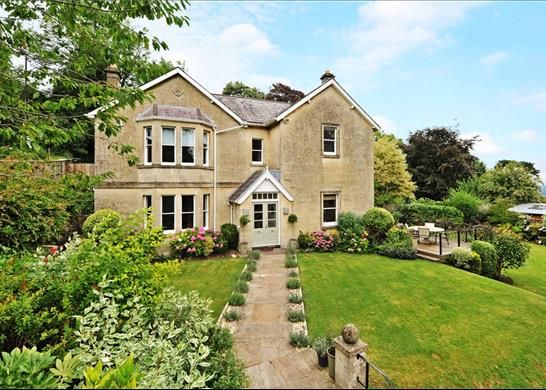 Thumbnail Detached house for sale in Lansdown Road, Bath, Somerset