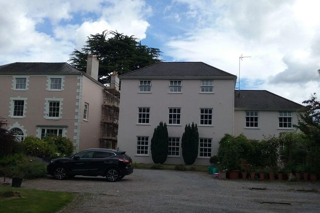 Thumbnail Flat to rent in The Lawns, New Market Street, Usk