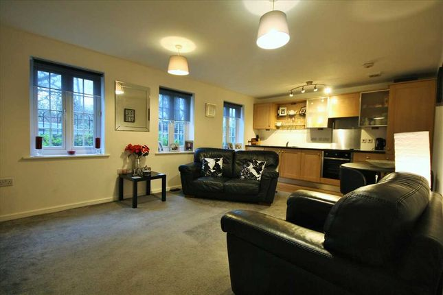 Thumbnail Flat for sale in Mill Court, Stoneclough, Stoneclough
