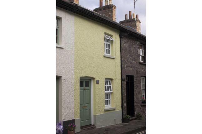 Thumbnail Terraced house for sale in Bridge Street, Crickhowell