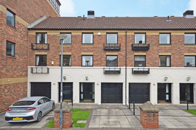 Thumbnail Town house for sale in Postern Close, Clementhorpe, York