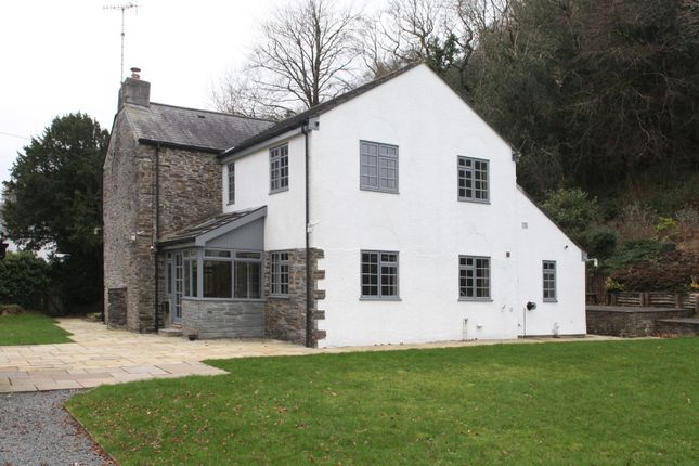 Thumbnail Detached house to rent in Mill Hill, Tavistock