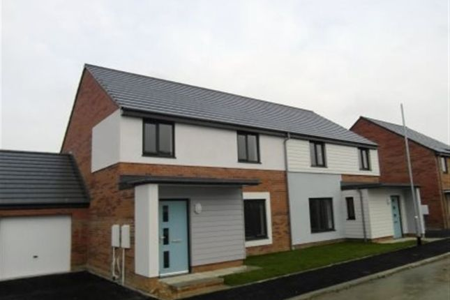 Thumbnail Semi-detached house to rent in Garden Gate Drive, South Shields