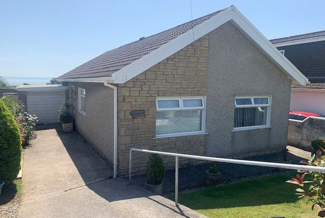 Thumbnail Bungalow to rent in Linden Way, Danygraig, Porthcawl