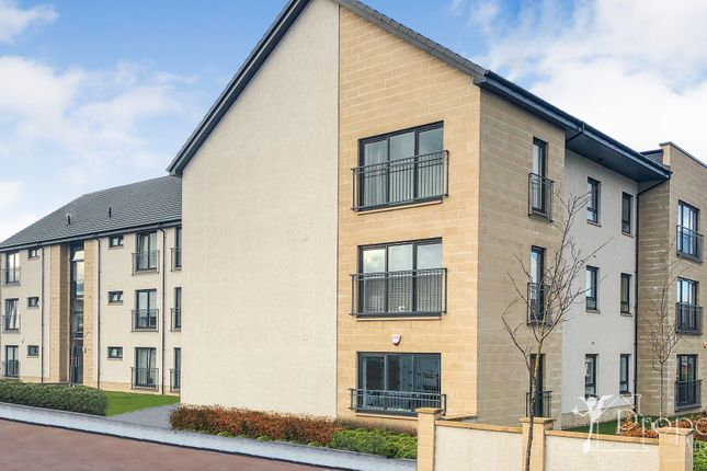 Thumbnail 2 bed flat to rent in Mitchell Way, Bothwell