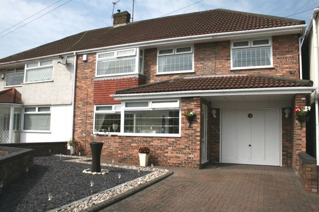 Thumbnail Semi-detached house for sale in Bleasdale Avenue, Aintree Vllage, Liverpool
