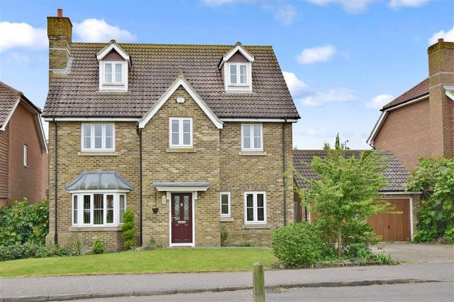 Thumbnail Detached house for sale in Teal Drive, Herne Bay, Kent
