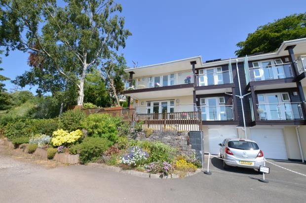 Thumbnail Flat for sale in Plantation View, College Road, Newton Abbot, Devon