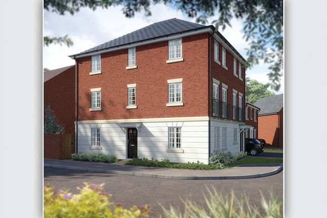 """Thumbnail Town house for sale in """"The Farrington"""" at Coupland Road, Selby"""