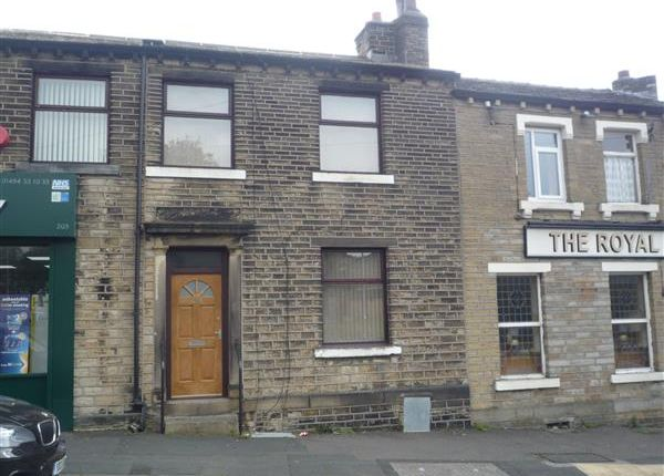 Thumbnail Terraced house to rent in Luck Lane, Paddock, Huddersfield