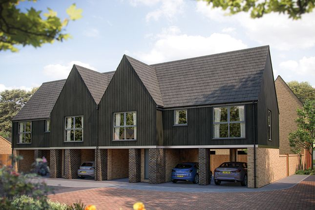 """Thumbnail Property for sale in """"The Bittern"""" at Off Station Road, Near Longstanton, Cambridgeshire, 11 Pathfinder Way, Nr Longstanton"""