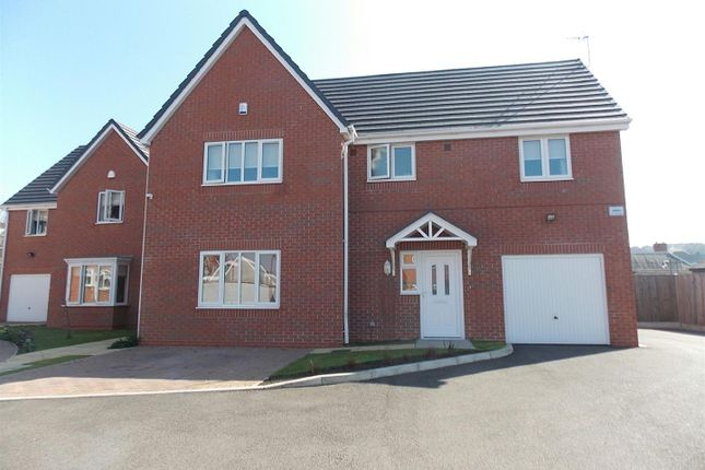 Thumbnail Detached house for sale in Cyril Avenue, Stapleford, Nottingham