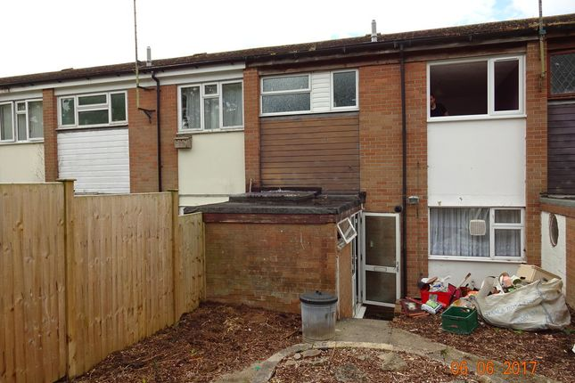 Thumbnail Terraced house to rent in Meadow Road, Yeovil
