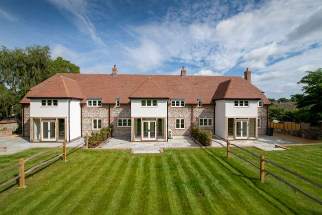 Thumbnail Cottage for sale in Vernham Dean, Andover, Hampshire