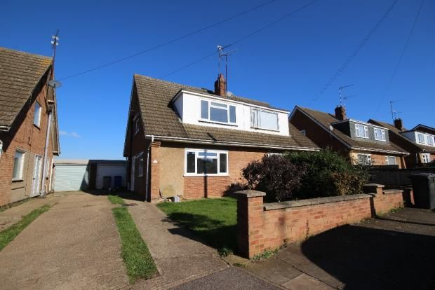 Thumbnail Semi-detached house to rent in Sherwood Drive, Barton Seagrave, Kettering