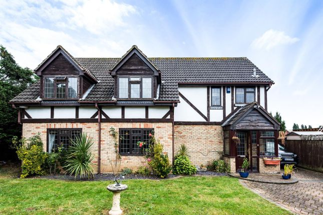 Thumbnail Detached house for sale in Kingsash Drive, Yeading, Hayes