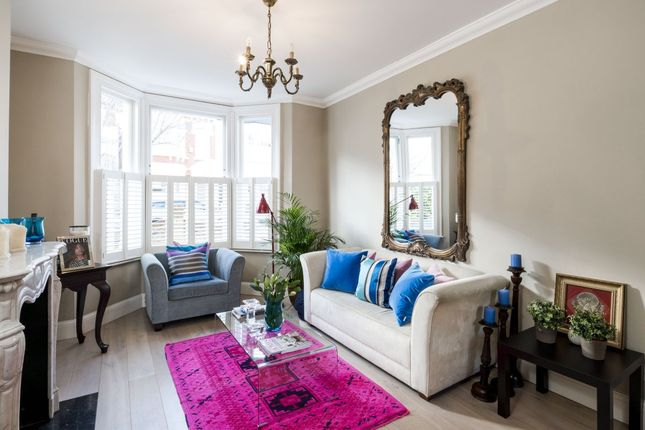 Thumbnail Terraced house to rent in Linver Road, London