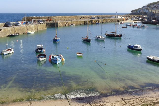 Thumbnail Terraced house for sale in North Cliff, Mousehole, Penzance