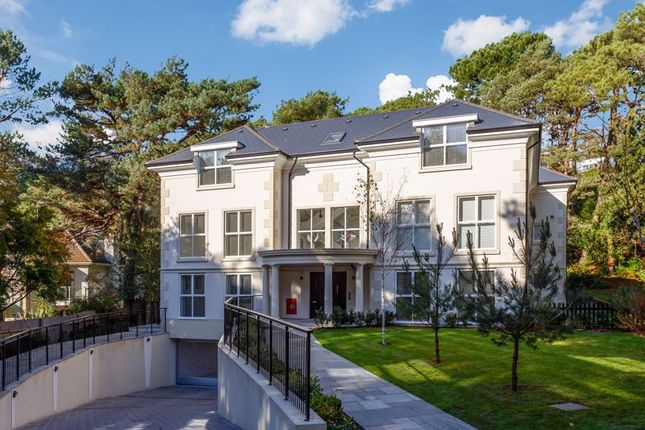 Thumbnail Flat for sale in Lilliput Road, Canford Cliffs, Poole